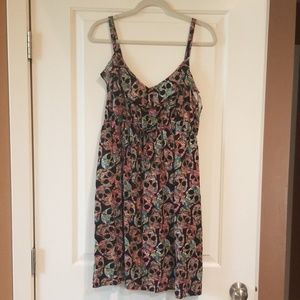 Torrid size 1 skull print dress